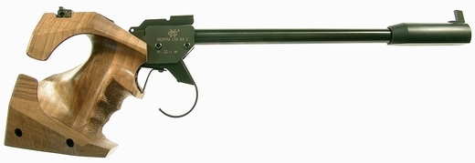 Morini CM 84E free pistol