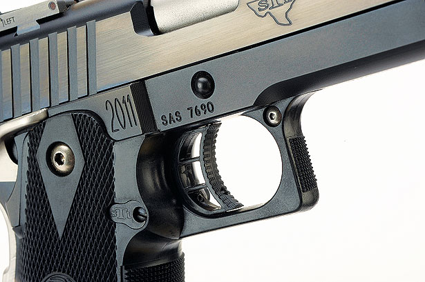 STI Eagle Review - Handguns
