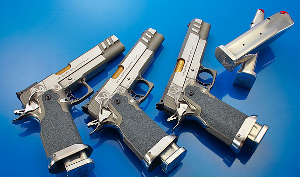 The Strayer-Voigt Top Shot Pistols