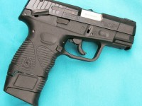 Taurus 24/7 G2 Compact with extended magazine