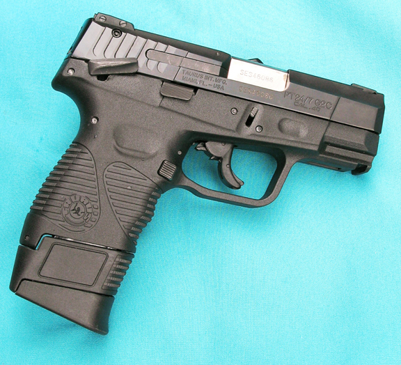 Taurus is trumping the carry gun market again with its 24/7 G2 Compact  pistol. Available in a