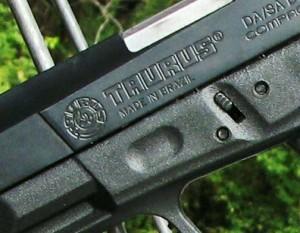 Taurus 24/7 G2 compact frame