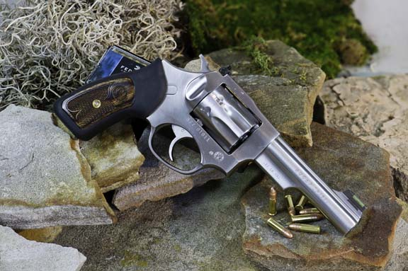 Review: Ruger SP101 22