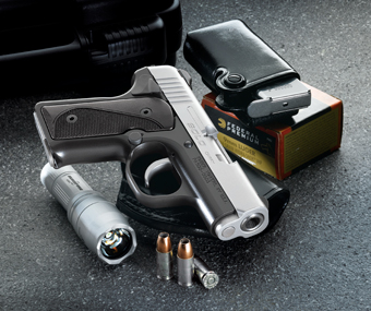 A First Look at the Kimber Solo