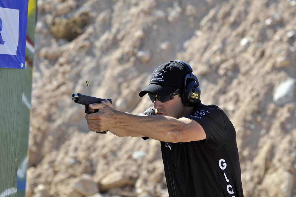 (Photo courtesy of the USPSA)