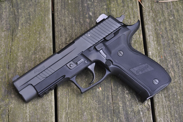 If you are a fan of SIG 226s, or just of full-size 9mms, you should check out the Elite Dark.