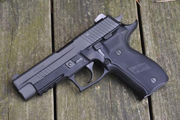 SIG Sauer P226R Elite Dark Review