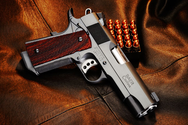 Pistols designed for concealed carry are usually exercises in compromise. Barrels and grips are