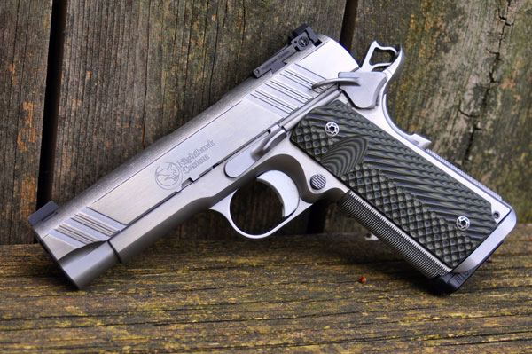 Nighthawk Custom Bob Marvel 1911 Review