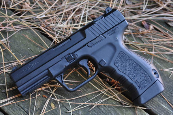 The 9mm No-Name: Canik 55 TP9 Review