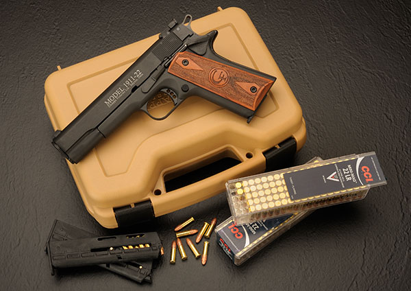 Chiappa Model 1911-22 Target Review