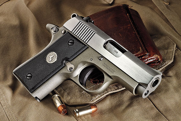 I still remember as a kid staring at the Colt catalog for hours and hours. I loved the blued steel