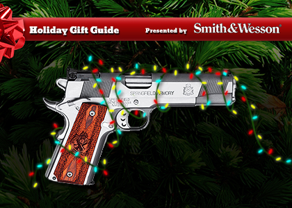 Handguns 2012 Holiday Gift Guide
