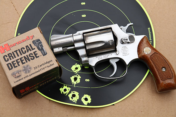 Is the ubiquitous .38 Special revolver passé in today's semi-auto world? Not by a long shot, says