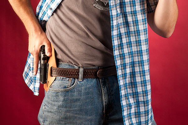Waistband Carry Options: Inside vs. Outside