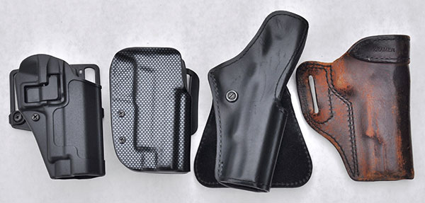 If you're in the market for a belt holster for concealed carry, there are a few basic questions
