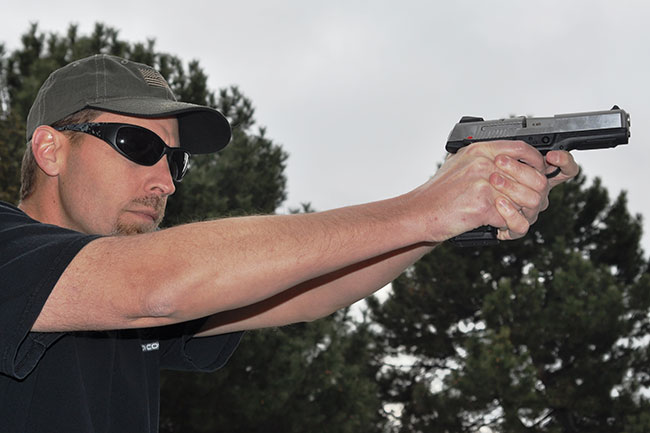 In 2007, Ruger introduced the SR9. In addition to being Ruger's first striker-fired handgun,