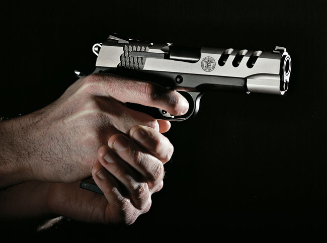 Should Your Concealed Carry Gun Have a Light Trigger?