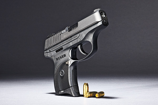 The new Ruger LC380 pistol combines all the popular features of the LC9 with the LCP