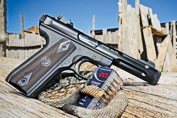 A great trail gun is light, accurate, reliable and, most of all, useful.