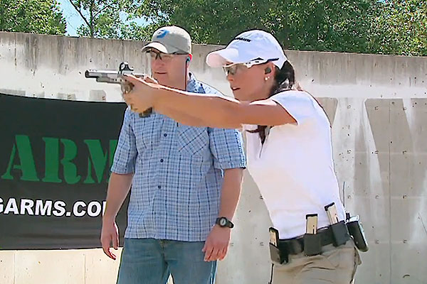 Many shooters use competition to enhance their skills in self-defense scenarios. While both