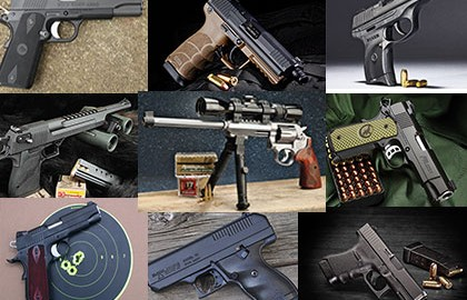 Our trigger fingers have been busy again this year to bring you exclusive gun reviews on an arsenal