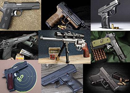 Handguns' Best Gun Reviews of 2013