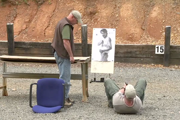 Personal Defense TV: Shooting from Inferior Positions