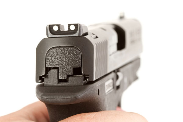 The Best Iron Sights for Concealed Carry Pistols