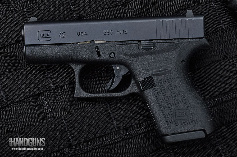 Glock 42 - First Look