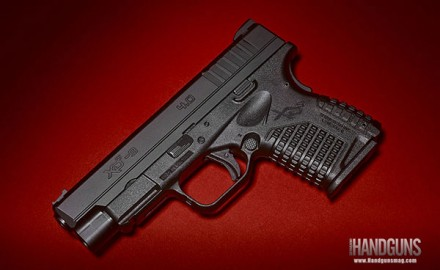 The Springfield Armory 9mm XD-S 4.0