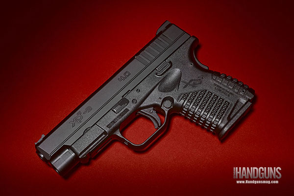 First Look: Springfield Armory 9mm XD-S 4.0""