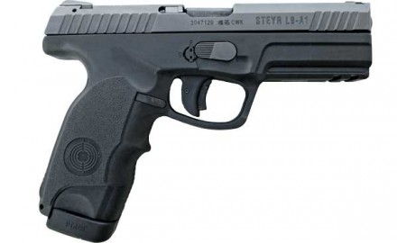 Steyr Mannlicher—or Steyr Arms as it's also come to be known—has been turning out quality