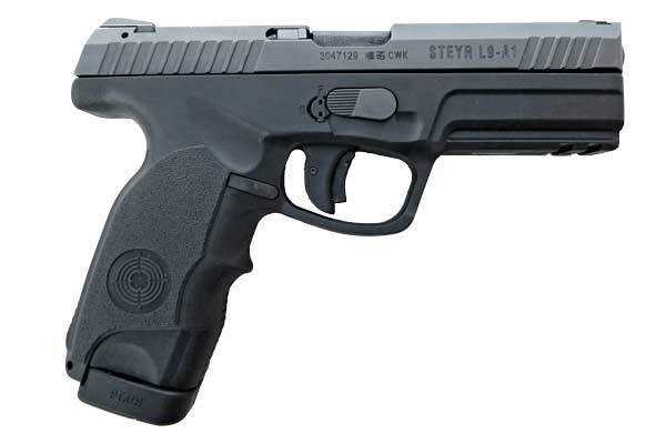 Steyr L9A1 Review