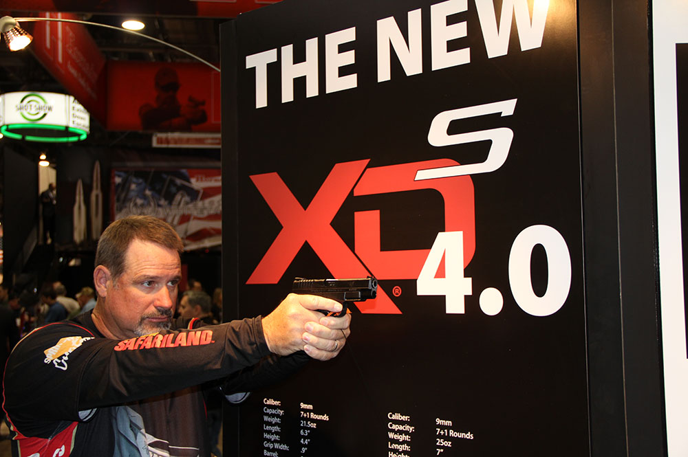 Best New Carry Guns for 2014