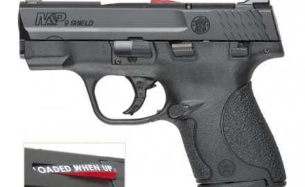 Smith & Wesson Corp. announced Apr. 8, 2014, that non-microstamped, California-compliant
