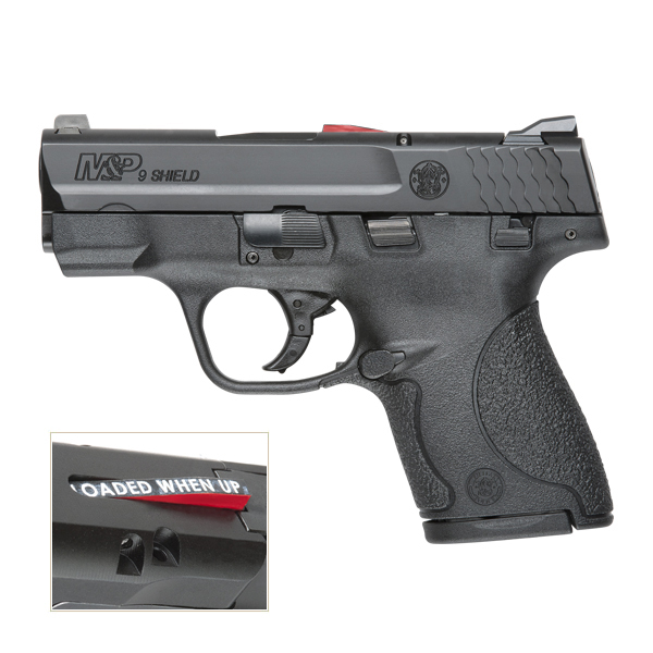 Smith & Wesson Now Shipping Non-Microstamped M&P Shield Pistols to California