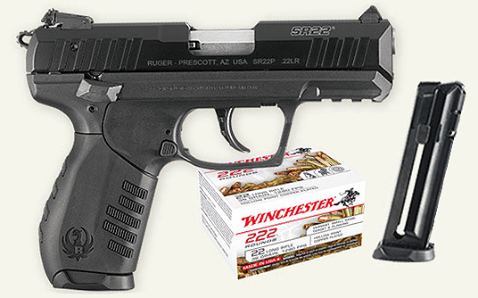 Ruger's Free Ammo & Mag Giveaway