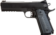 New .22 TCM 1911 Pistols From Rock Island With 9mm Conversion