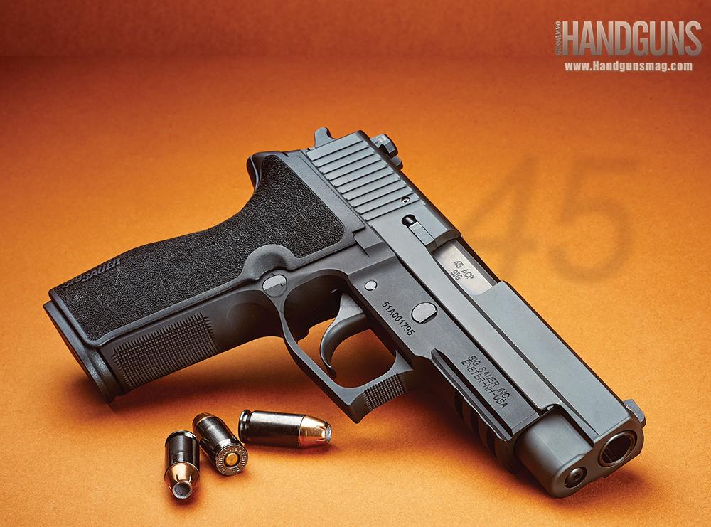 SIG P227 .45 ACP Review