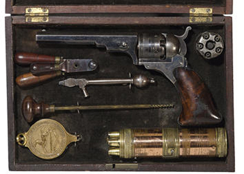 Rare Colt Revolvers up for Auction