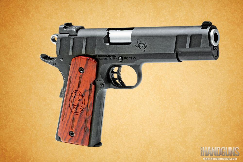 STI Nitro 10mm 1911 Review