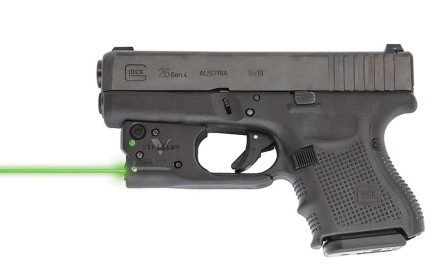 Viridian has added to its Reactor 5 series (R5) of laser sights and is now offering a model