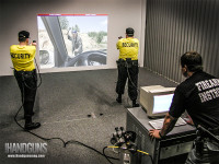Video simulators are becoming an excellent method for training under stress and learning from those scenarios.