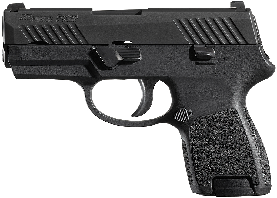 SIG Sauer P320 Goes Subcompact