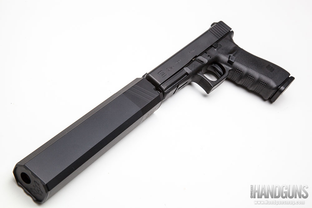 Are Glock barrels really polygonal? safe to shoot subsonic lead round nose bullets?
