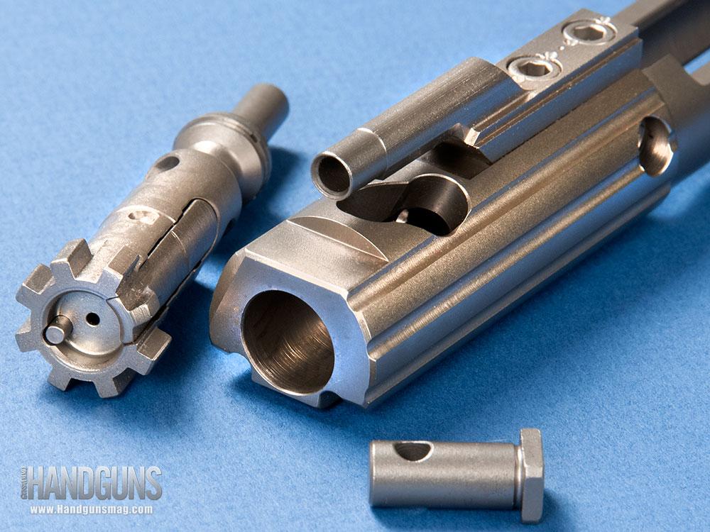 Robar NP3 Plating Review - Handguns