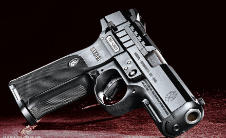 The new Ruger 9E pistol provides the essential functionality and reliability of the popular SR9 but at an even lower price.