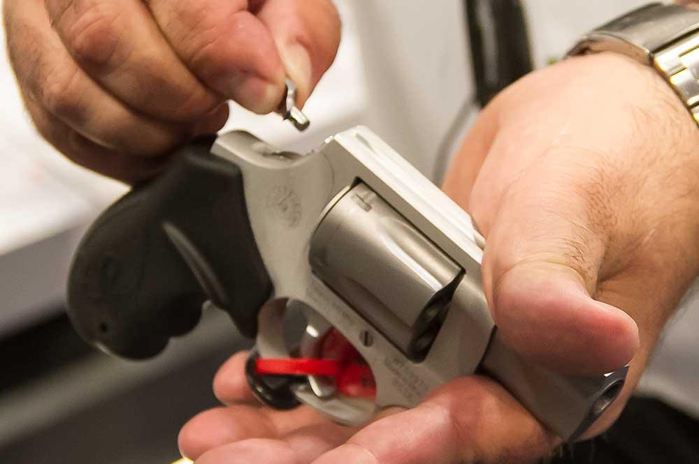 First Look: Taurus Model 85 Convertible Revolver
