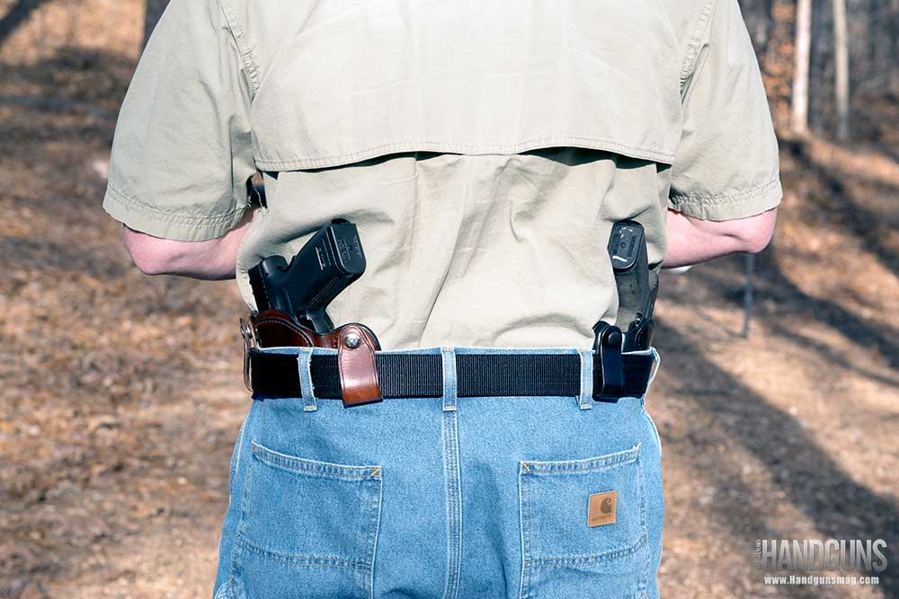 Carrying Multiple Guns Why You Should Handguns
